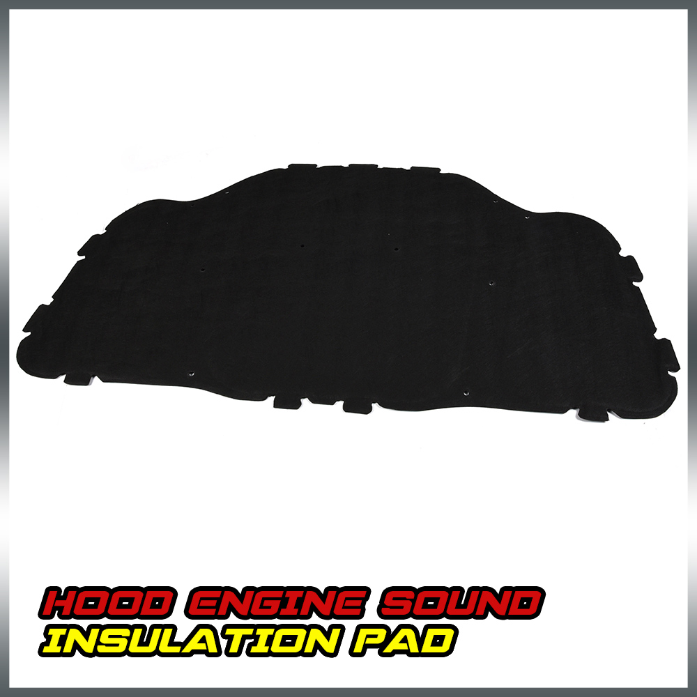 For BMW E60 E61 525i 528i 530i Engine Hood Insulation Pad